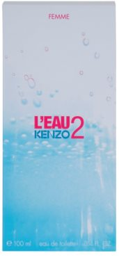 Kenzo L´Eau Kenzo 2 Woman woda toaletowa dla kobiet 4