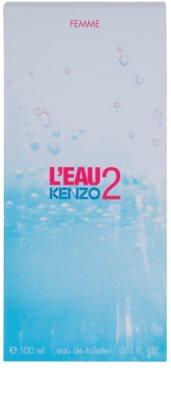 Kenzo L´Eau Kenzo 2 Woman Eau de Toilette für Damen 4