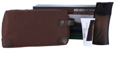 Kenzo Kenzo pour Homme Boisée coffrets presente