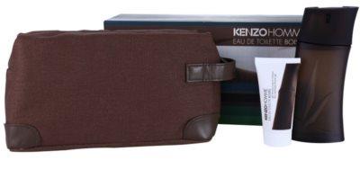 Kenzo Kenzo pour Homme Boisée dárkové sady