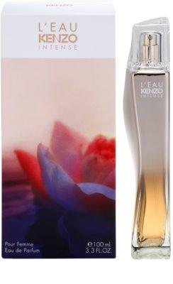 Kenzo L`Eau Kenzo Intense Pour Femme Eau de Parfum para mulheres