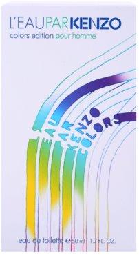 Kenzo L'Eau Par Kenzo Colors Pour Homme Eau de Toilette für Herren 4