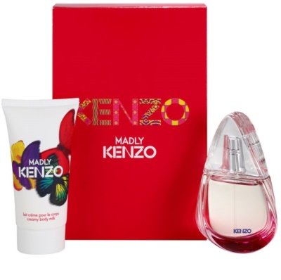 Kenzo Madly Kenzo coffret presente