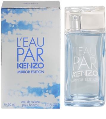 Kenzo L'Eau Par Kenzo Mirror Edition Pour Homme toaletna voda za moške