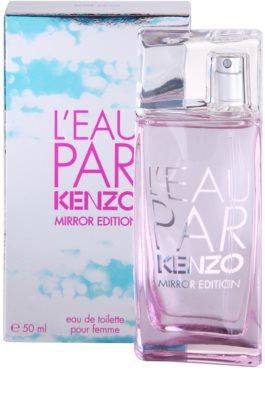 Kenzo L'Eau Par Kenzo Mirror Edition Eau de Toilette pentru femei 1