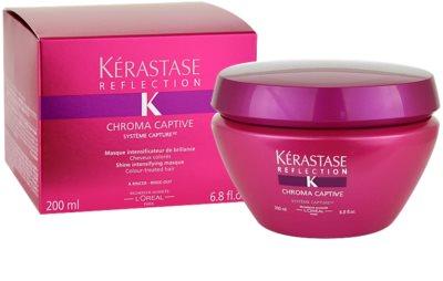 Kérastase Reflection Chroma Captive intensive Pflege für Glanz und Farbschutz für normales bis leicht empfindliches gefärbtes Haar 1