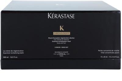 Kérastase Chronologiste luksuzna revitalizacijska maska za lase in lasišče 4