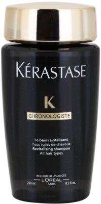 Kérastase Chronologiste champô revitalizante para todos os tipos de cabelos
