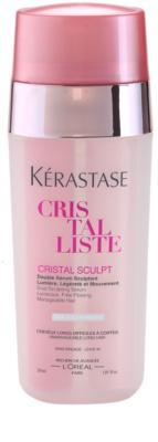 Kérastase Cristalliste sérum dual para un brillo sublime y ligereza del cabello