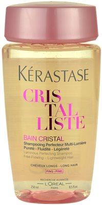 Kérastase Cristalliste champô para um brilho perfeito e cabelos secos