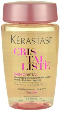 Kérastase Cristalliste lehká šamponová lázeň pro lesk, přirozenost a výživu vlasů