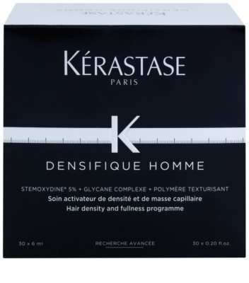Kérastase Densifique kúra pro zvýšení hustoty vlasů 2