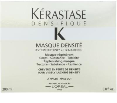 Kérastase Densifique máscara fortificante regeneradora para cabelo sem densidade 2