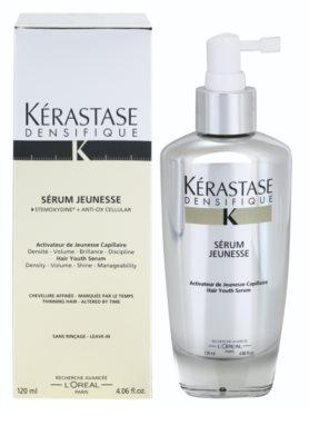 Kérastase Densifique pomlajevalni serum za lase in lasišče za podporo gostote 1