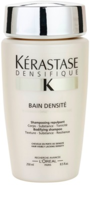 Kérastase Densifique зволожуючий та зміцнюючий шампунь-ванна для рідкого волосся