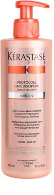 Kérastase Discipline regenerierende Pflege mit Kreatin für widerspenstiges Haar