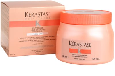 Kérastase Discipline довготривалий догляд для неслухняного волосся 2