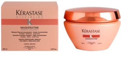 Kérastase Discipline maska za glajenje las za neobvladljive lase 2