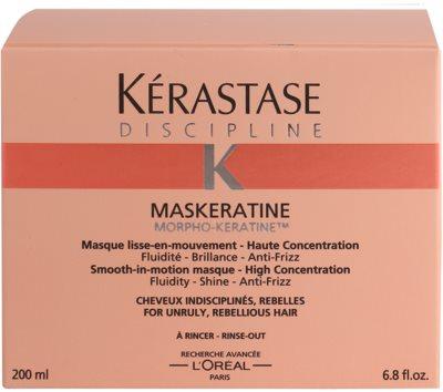 Kérastase Discipline maska za glajenje las za neobvladljive lase 4