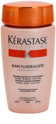 Kérastase Discipline szampon do włosów trudno poddających się stylizacji