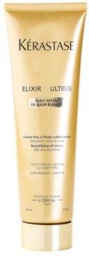 Kérastase Elixir Ultime ніжний крем для всіх типів волосся