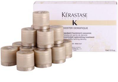 Kérastase Fusio-Dose ativador concentrado para cabelo sem densidade