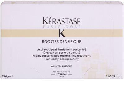 Kérastase Fusio-Dose ativador concentrado para cabelo sem densidade 2
