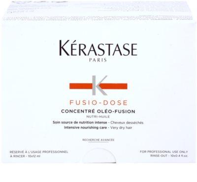 Kérastase Fusio-Dose tratamiento intensivo para cabello seco 2