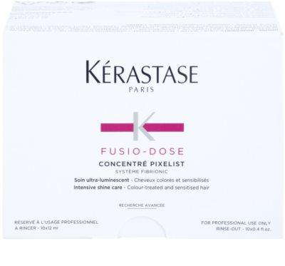 Kérastase Fusio-Dose tratament intensiv pentru par vopsit si sensibil 2