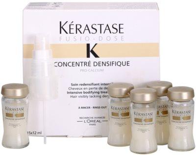Kérastase Fusio-Dose intensive regenerierende Pflege für schütteres Haar