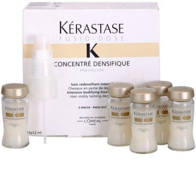 Kérastase Fusio-Dose інтенсивний відновлюючий догляд для рідкого волосся