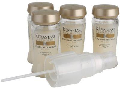 Kérastase Fusio-Dose інтенсивний відновлюючий догляд для рідкого волосся 1