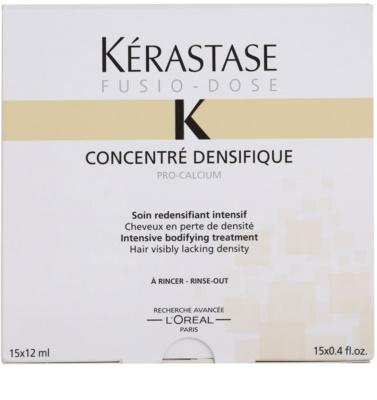 Kérastase Fusio-Dose інтенсивний відновлюючий догляд для рідкого волосся 4