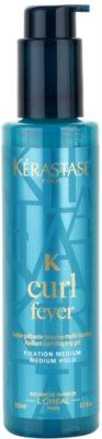 Kérastase K Styling Gel für glänzendes lockiges Haar