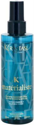 Kérastase K gel em spray para dar volume ao cabelo fino