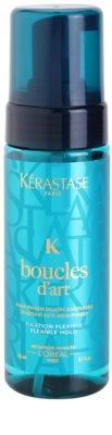 Kérastase K víz alapú habos bázis a haj hullámaira levegős,enyhe és toleráns textúrára