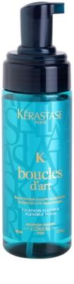 Kérastase K Haarschaum auf Wasserbasis mit einer luftigen, leichten und toleranten Textur zur Definition von welligem Haar 1