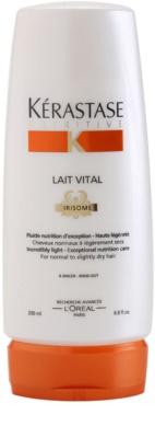 Kérastase Nutritive lekka pielęgnacja odżywcza do włosów normalnych i suchych