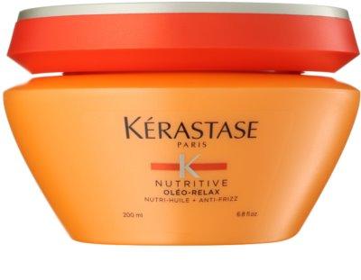 Kérastase Nutritive изглаждаща маска за суха и непокорна коса