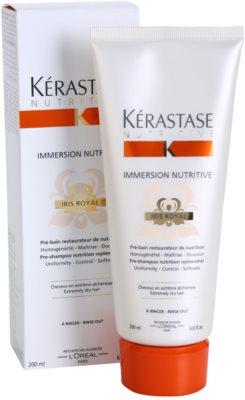 Kérastase Nutritive Feuchtigkeitspflege zur Nutzuung vor der Haarwäsche für extrem trockenes Haar 1