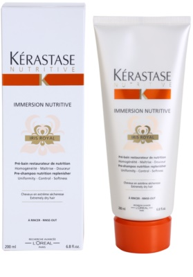 Kérastase Nutritive Feuchtigkeitspflege zur Nutzuung vor der Haarwäsche für extrem trockenes Haar 2