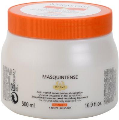Kérastase Nutritive mascarilla para cabello duro, áspero y seco