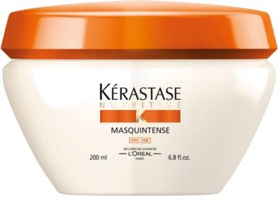 Kérastase Nutritive máscara para o cabelo seco e frágil