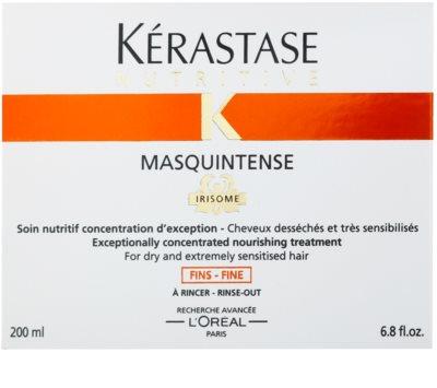 Kérastase Nutritive maseczka  do włosów suchych i łamliwych 2