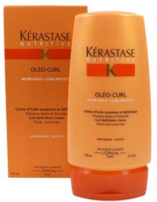 Kérastase Nutritive Creme für Dauerwelle und welliges Haar