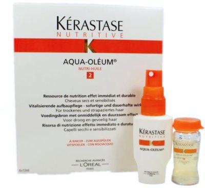Kérastase Nutritive tretma za suhe in poškodovane lase