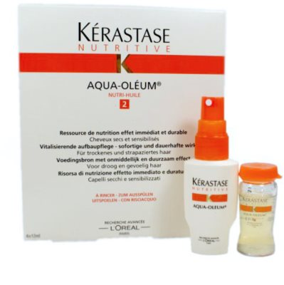 Kérastase Nutritive процедура за суха и увредена коса