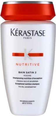 Kérastase Nutritive szampon do włosów suchych