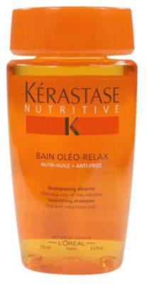 Kérastase Nutritive szampon wygładzający do włosów suchych