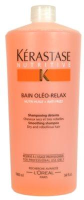 Kérastase Nutritive šampon za glajenje las za suhe lase